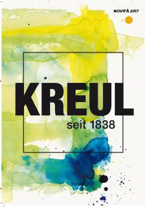 Only Stafil Italy: Kreul Colors News