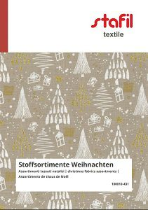 1000010-431 Christmas Fabrics Assortments