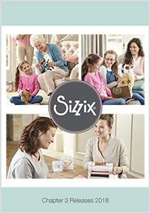 Sizzix Chapter 2018-3