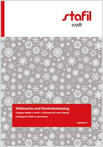 100010-31 STAFIL CRAFT WEIHNACHTEN 2018