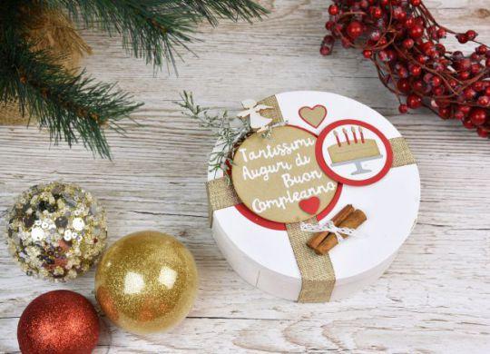 Scatola natalizia #3066 - 1