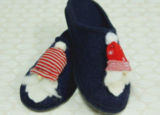 3077 decorazione per pantofole