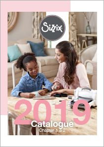SIZZIX CHAPTER 1&2 2019