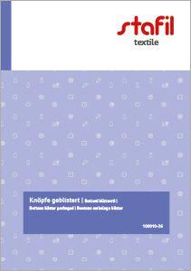 100010-36 STAFIL KNÖPFE