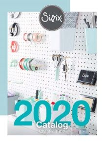 100010-SX201 Sizzix Chapter 1 + 2 2020