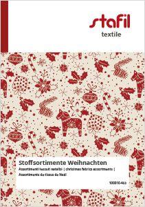 100010-453 Christmas fabrics assortments 2021