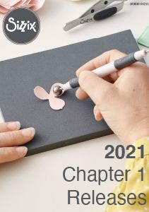 100010-SX211 Sizzix Chapter 1 2021